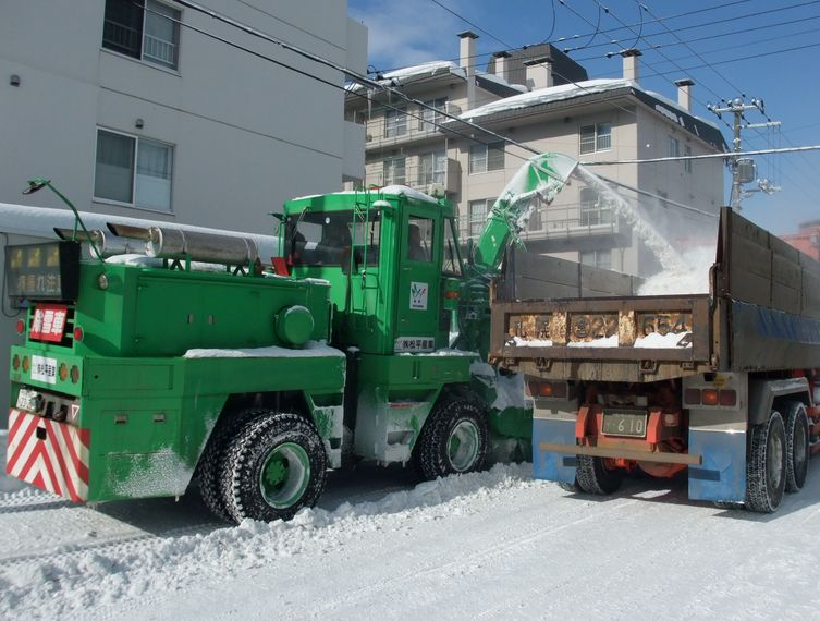 情報 除雪 札幌 市